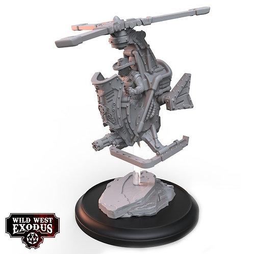 Lawmen Gyrocopter
