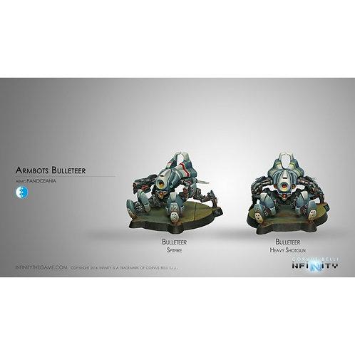 Armbots Bulleteers
