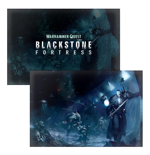 Warhammer Quest: Blackstone Fortress (Anglais)