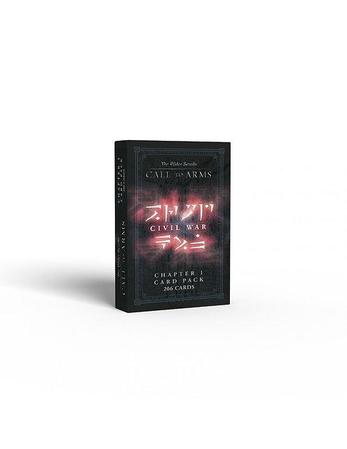 Chapter 1 Card Pack: Civil War