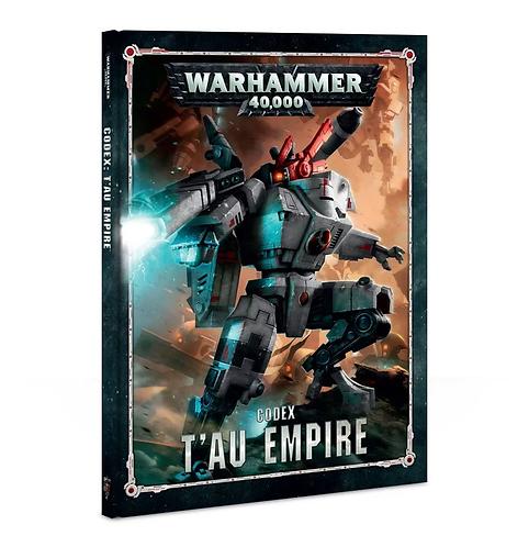 Codex: T'au Empire (Anglais)