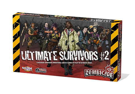 Ultimate Survivors 2 (VO)