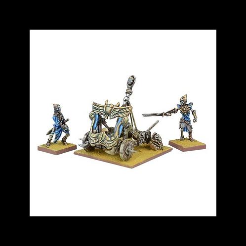 Catapulte funèbre Empire de Poussière (1 figurine)