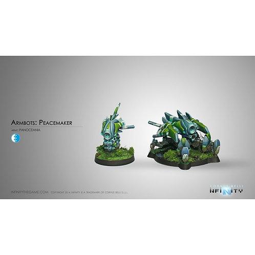 Armbots: Peacemaker