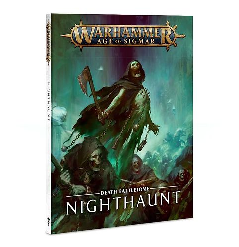 Battletome: Nighthaunt (Anglais)
