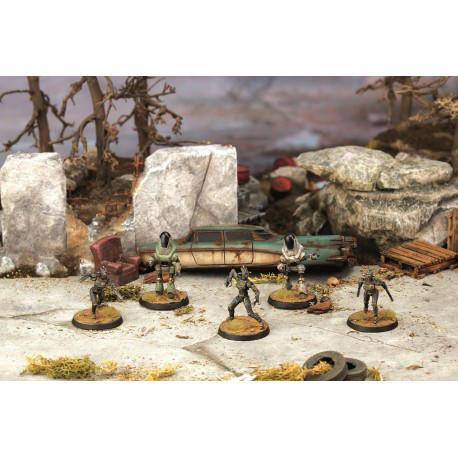 Assaultrons & Protectrons