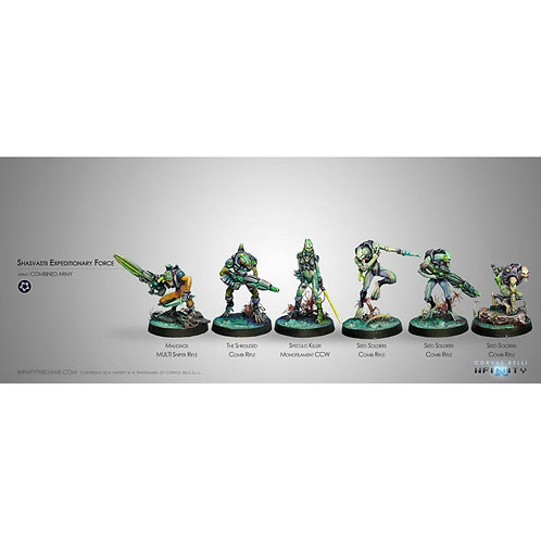 Shasvastii Expeditionary Force (Sectorial Starter Pack)