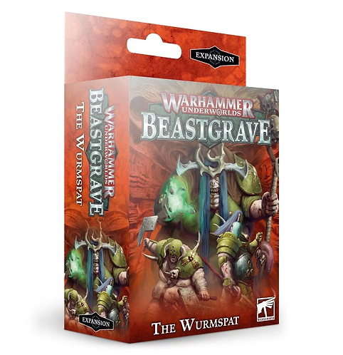 Beastgrave: The Wurmspat (Anglais)
