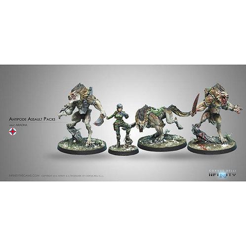 Antipode Assault Packs