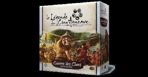 La Légende des Cinq Anneaux: Guerre des Clans