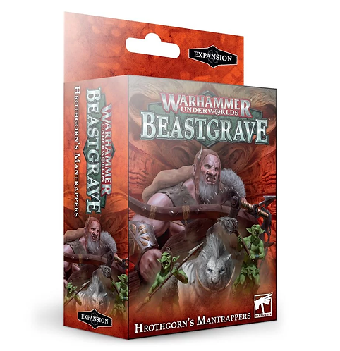 Beastgrave: The Hrothgorn's Mantrappers (Anglais)