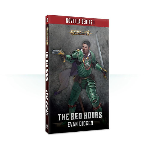 AGE OF SIGMAR: THE RED HOURS (PB)