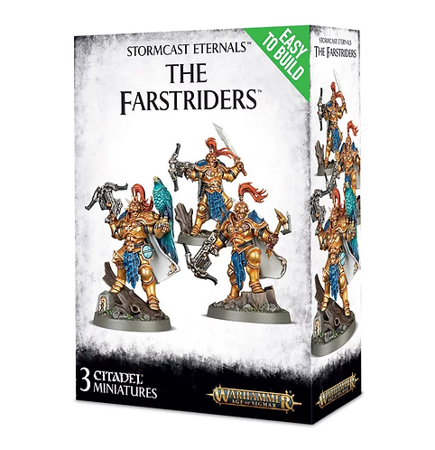 Easy To Build: The Farstriders