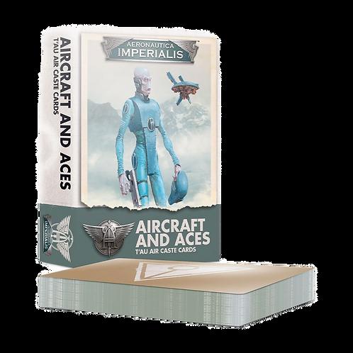 Aircraft & Aces: T'au Air Caste Cards