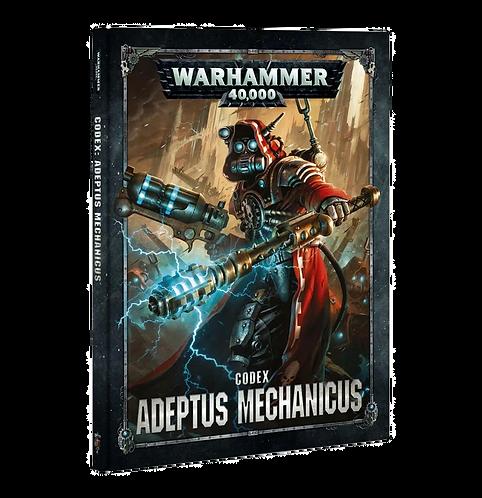 Codex: Adeptus Mechanicus (Anglais)