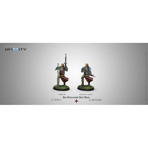 3rd Highlander Grey Rifles (HMG AP)
