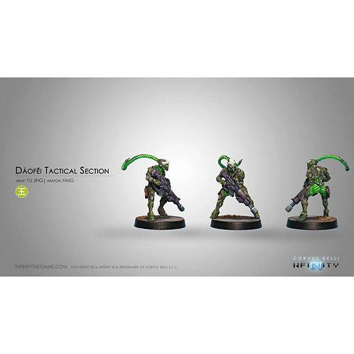 Dàoféi Tactical Section (HMG)