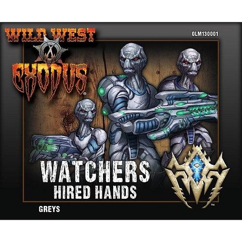 Watchers Greys (Hired Hands)