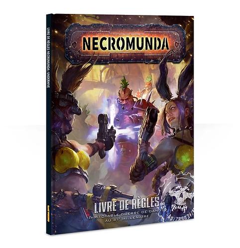Necromunda: Livre de Règles
