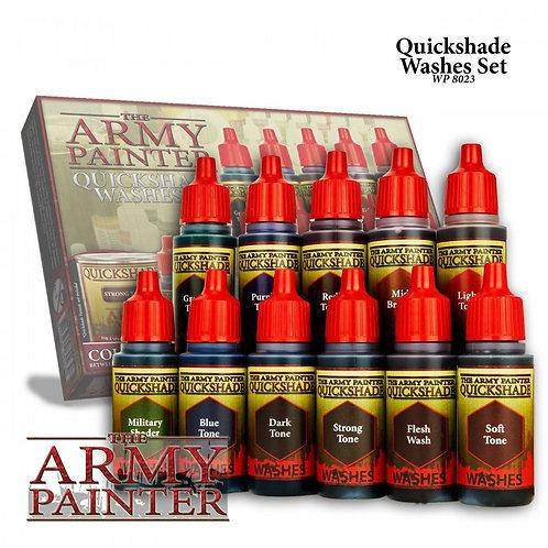 Warpaints Quickshade Ink Set