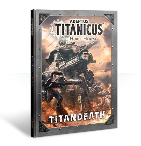 Titandeath Campaign Book (Anglais)