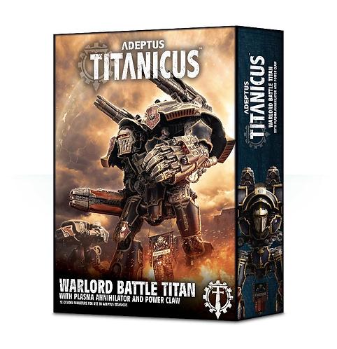 Warlord Battle Titan Alt