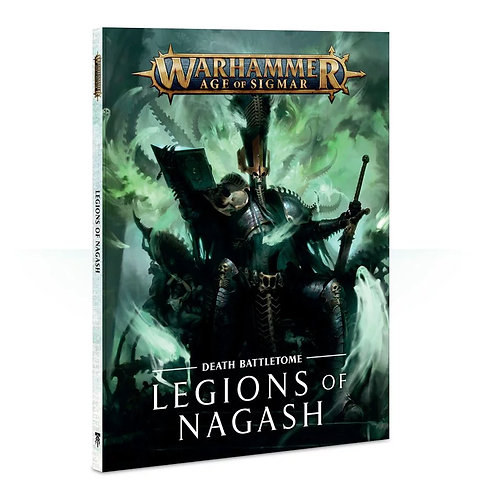 Battletome: Legions of Nagash (Anglais)