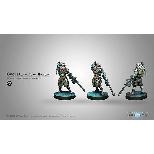 Kurgat Reg. of Assault Engineers (Mk12)