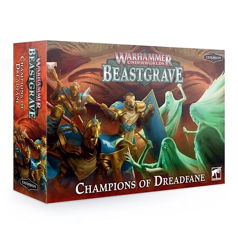 Beastgrave: Champions of Dreadfane (Anglais)