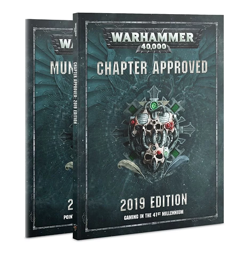 Chapter Approved 2019 (Anglais)