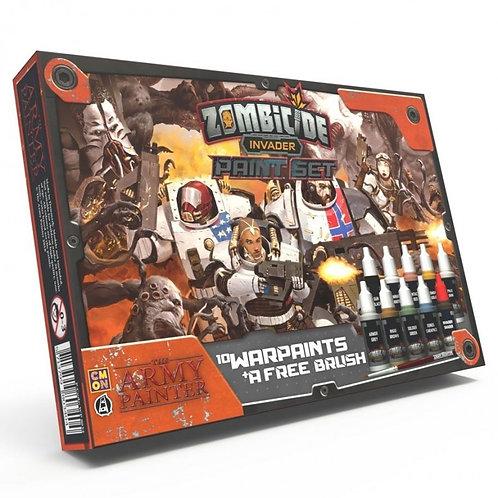 Zombicide : Invader Paint Set