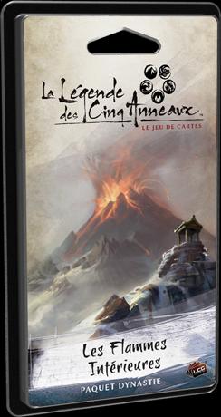 La Légende des Cinq Anneaux: Les Flammes Intérieures