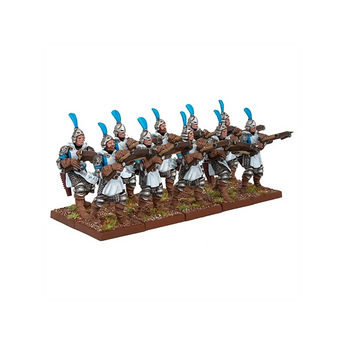 Troupe d'arbalétriers basiléen (10 figurines)