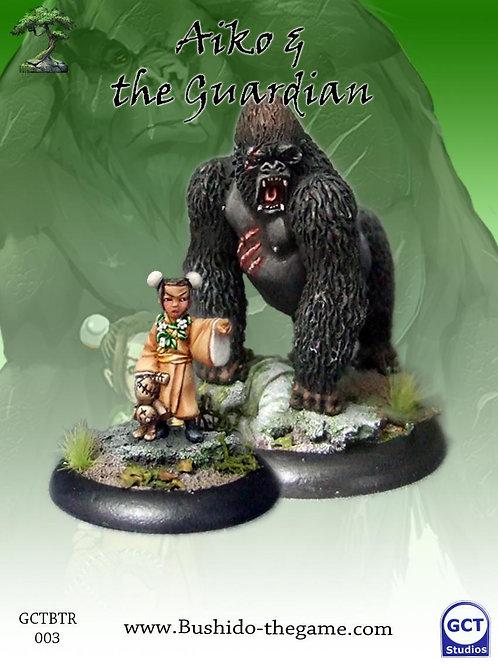 Aiko & Gorilla