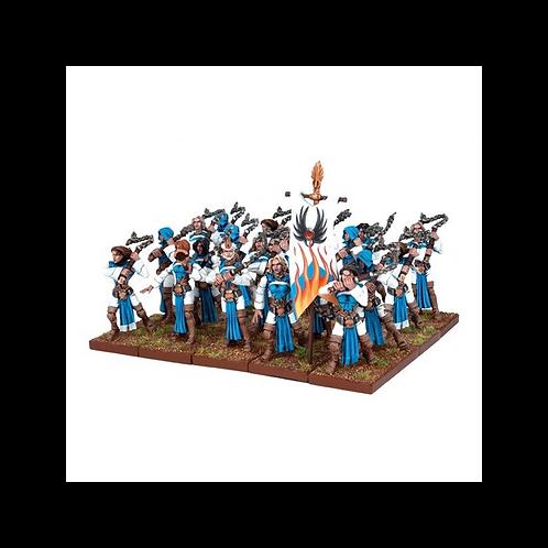 Régiment d'infanterie de la Sororité (20 figurines)