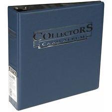 Classeur à Anneaux Collector Bleu - A4