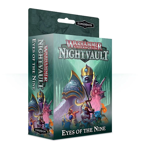 Nightvault: The Eyes of the Nine (Anglais)