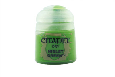 DRY: NIBLET GREEN