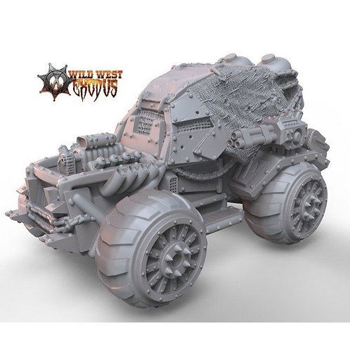 Sand Buggy (Light Support)