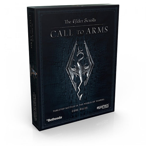 Elder Scrolls Call To Arms: Core Rules Set