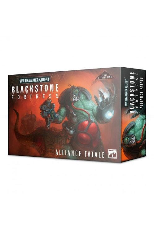 Blackstone Fortress: Alliance Fatale