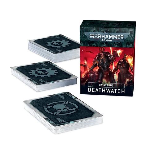 Datacards: Deathwatch (anglais)
