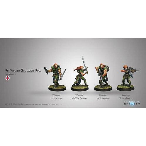 9th Wulver Grenadiers Reg.