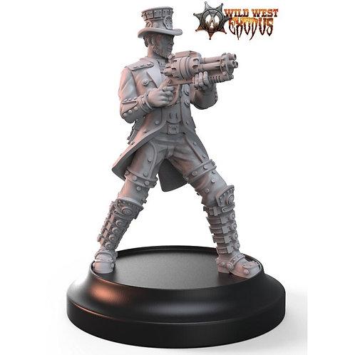 Agent Henry Courtright (Sidekick)