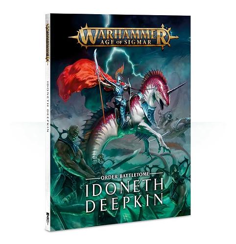 Battletome: Idoneth Deepkin (Anglais)