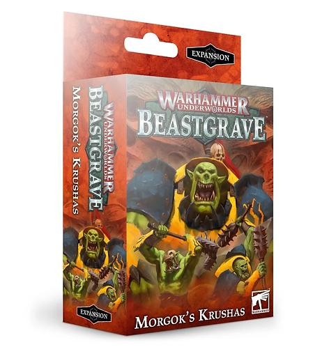 Beastgrave: Morgok's Krushas (Anglais)