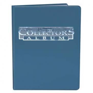 Portfolio Bleu - 80 cartes A5