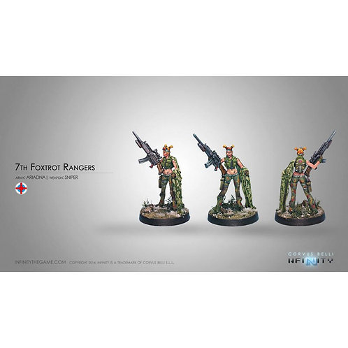 7th Foxtrot Rangers (Sniper)