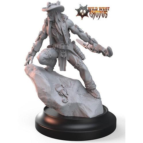 The Apache Kid (Sidekick)