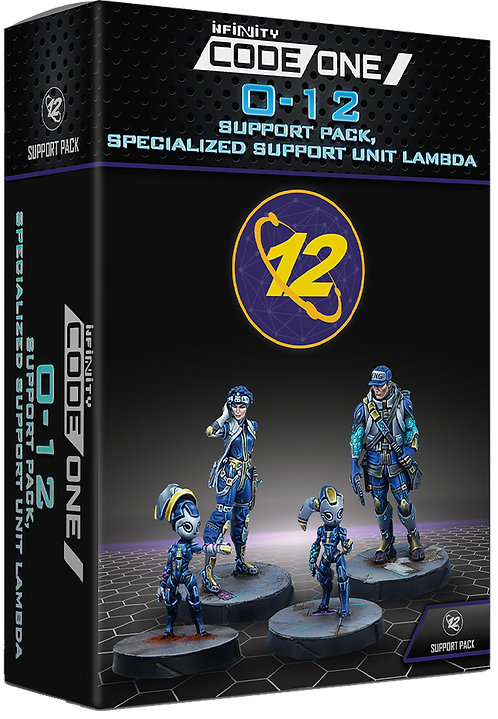 Code One: O-12 Support Pack